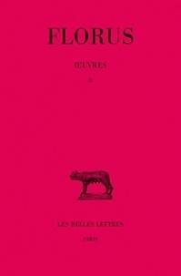 Florus et Paul Jal - Oeuvres tome 2 livre 2.