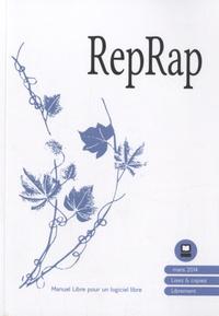 Floss Manuals Francophone - RepRap - Manuel libre pour logiciel libre.