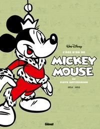 Floyd Gottfredson - L'âge d'or de Mickey Mouse Tome 11 : 1954-1955 - Le Monde souterrain et autres histoires.
