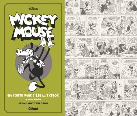 Floyd Gottfredson - Mickey Mouse Tome 2 : En route pour l'île au trésor et autres histoires.