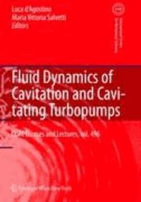 Fluid Dynamics of Cavitation and Cavitating Turbopumps.
