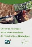 FNAB et  Credit Agricole - Guide de référence technico-économique de l'Agriculture Biologique.