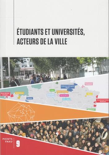 Etudiants et universités, acteurs de la ville