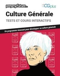 FNEGE - Culture générale - Tests et cours interactifs. Contient 1 clé d'activation.