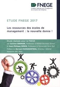 FNEGE - Les ressources des écoles de management : la nouvelle donne !.