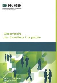 FNEGE - Observatoire des formations à la gestion.