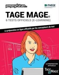 FNEGE - Tage mage® - 6 tests officiels (e-learning). Contient 1 clé d'activation.