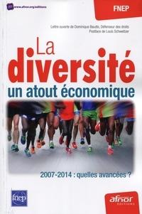 FNEP - La diversité, un atout économique - 2007-2014 : quelles avancées ?.