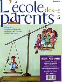 Philippe Gutton - L'école des parents N° 3, juin-septembre : Mixité pas si simple !.