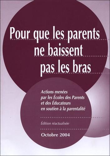 FNEPE - Pour que les parents ne baissent pas les bras.