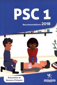 FNSPF - Prévention et secours civiques PSC 1 - Recommandations.