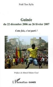 Histoiresdenlire.be Guinée du 22 décembre 2006 au 26 février 2007 - Cette fois, c'est parti! Image