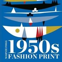 Fogg Marnie - 1950's fashion print.