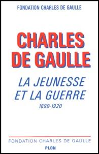 Charles de Gaulle. La jeunesse et la guerre 1890-1920, Colloque international, Lille, novembre 1999.pdf