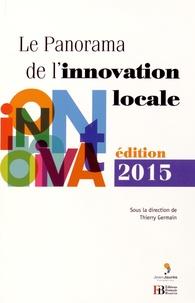 Fondation Jean Jaurès - Le Panorama de l'innovation locale.