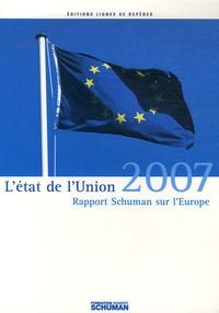 Ucareoutplacement.be L'état de l'Union - Rapport Schuman 2007 sur l'Europe Image