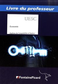 Economie DCG- Livre du professeur -  Fontaine Picard  