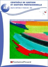 Contrôle de gestion et gestion prévisionnelle BTS Comptabilité et gestion 2ème année. - Analyse comptable et financière - OMG.pdf