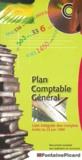 FontainePicard - Plan comptable général. - Liste intégrale des comptes arrêté du 22 juin 1999, document autorisé aux examens.