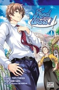 Yuki Morisaki - Food wars ! T08.