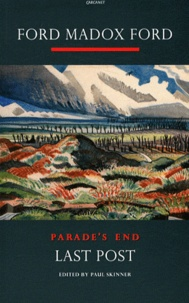 Ford Madox Ford - Parade's End - Volume 4, Last Post.