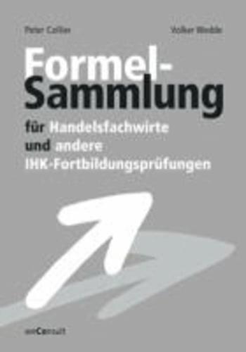 Formelsammlung für Handelsfachwirte.
