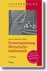 Formelsammlung Wirtschaftsmathematik.
