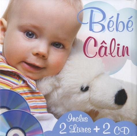 Formulette production - Bébé calin - Avec 2 livres et 2 CD. 2 CD audio