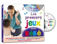 Formulette production - Les premiers jeux avec bébé. 1 CD audio