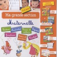 Formulette production - Ma grande section maternelle - 5-6 ans.