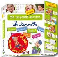 Formulette production - Ma moyenne section maternelle - 4-5 ans. 1 CD audio