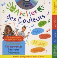Formulette production - Mon atelier des couleurs. 1 CD audio