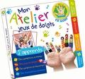 Formulette production - Mon atelier jeux de doigts. 1 CD audio