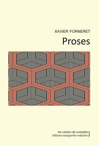 Forneret Xavier - Proses.