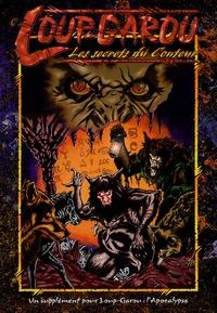 Forrest-B Marchington et Ethan Skemp - Loup-garou - Les secrets du conteur.