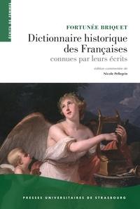 Fortunée Briquet - Dictionnaire historique des Françaises connues par leurs écrits.