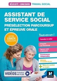 Foucher - Assistant de service social - Préselection Parcoursup et épreuve orale.