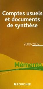 Foucher - Comptes usuels et documents de synthèse.