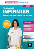 Foucher - Concours infirmier - Epreuve passerelle AS/AP.
