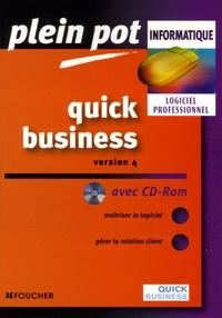Quick Business version 4 -  Foucher | Showmesound.org