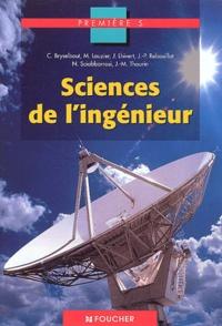 Foucher - Sciences de l'ingénieur 1ère S.