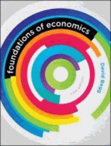Foundations of Economics.