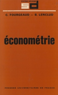 Fourgeaud et  Lenclud - Econométrie.