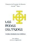 Fournier de brescia francois De - Les Runes celtiques.