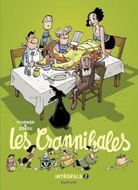 Fournier et  Zidrou - Les Crannibales - Tome 2  (intégrale) 2000 - 2005.