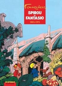 Fournier - Spirou et Fantasio Intégrale Tome 9 : 1969-1972.