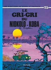Fournier - Spirou et Fantasio Tome 25 : Le gri-gri du Niokolo Koba.