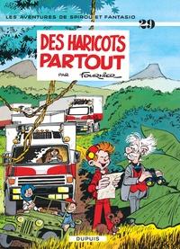 Fournier - Spirou et Fantasio Tome 29 : Des haricots partout.