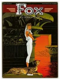 Jean Dufaux - Fox - Tome 04 - Le Dieu rouge.