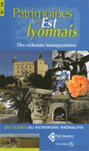 FPEL - Patrimoines de l'Est lyonnais - Des richesses insoupçonnées.